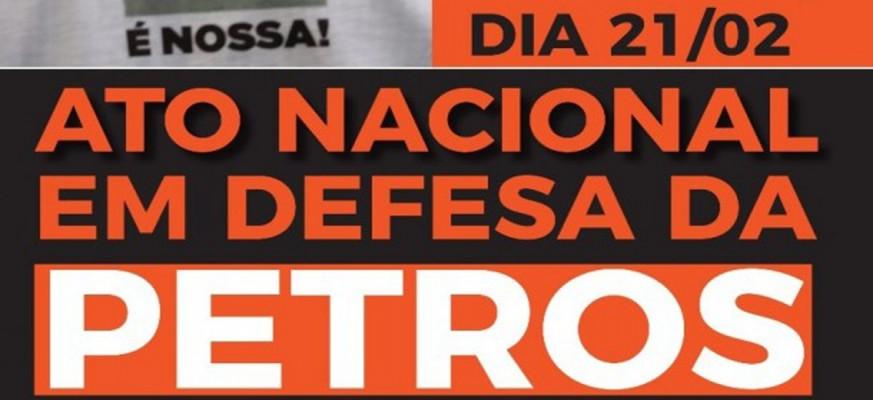 Confira o boletim especial da FNP sobre o ato em defesa da Petros
