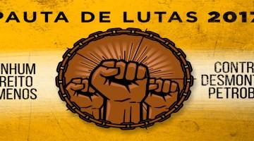 Petroleiros irão para mesa de negociação mobilizados contra a reforma trabalhista, as privatizações e por um ACT que garanta direitos!